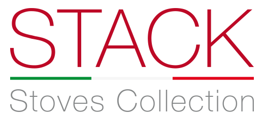 Stack Stoves Collection by La Castellamonte
